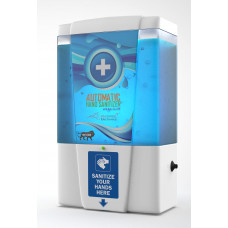 Automatic Touch Free Hand Sanitizer Dispenser - 1800ml Wall Mounted