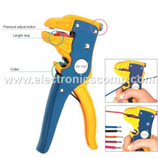 Automatic Hand Held Wire Stripper and Cutter