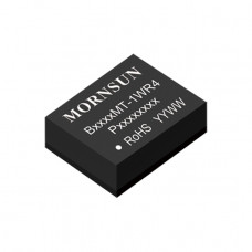 B0505MT-1WR4 Mornsun 5V to 5V DC-DC Converter 1W Power Supply Module - Ultra-Thin DFN Package