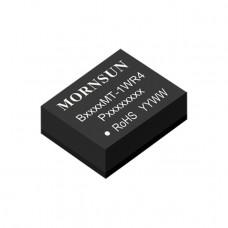 B0505MT-1WR4 Mornsun 5V to 5V DC-DC Converter 1W Power Supply Module - Ultra-Thin DFN Package