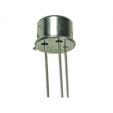 BC141 NPN Power Switching Transistor 60V 1A TO-39 Metal Package