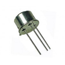 BC160 PNP Power Switching Transistor 40V 1A TO-39 Metal Package