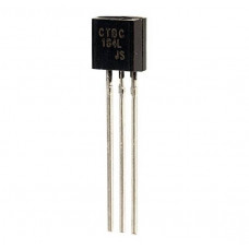 BC184L NPN General Purpose Amplifier Transistor 30V 100mA TO-92 Package