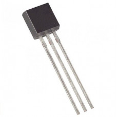 BC187 PNP Small Signal Transistor 25V 150mA TO-92 Package - 5 Pieces Pack