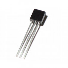 BC308 PNP General Purpose Amplifier Transistor 25V 100mA TO-92 Package