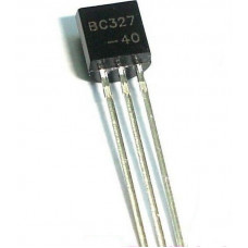 BC327 PNP General Purpose Amplifier Transistor 45V 800mA TO-92 Package