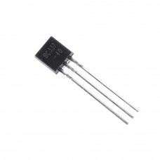 BC337 NPN General Purpose Amplifier Transistor 45V 800mA TO-92 Package