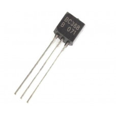 BC368 NPN Medium Power Transistor 20V 1A TO-92 Package