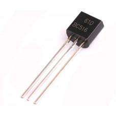 BC516 PNP Darlington Transistor 30V 1A TO-92 Package