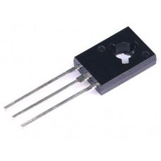 BD135 NPN Bipolar Medium Power Transistor 45V 1.5A TO-126 Package