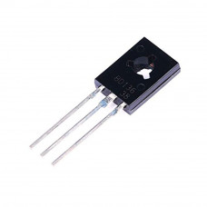 BD136 PNP Bipolar Medium Power Transistor 45V 1.5A TO-126 Package