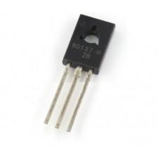 BD137 NPN Bipolar Medium Power Transistor 60V 1.5A TO-126 Package