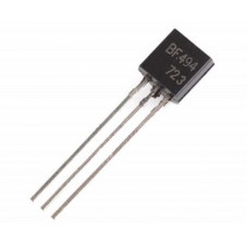 BF494 NPN Medium Frequency Transistor 20V 30mA TO-92 Package