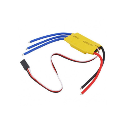30A BLDC ESC - Brushless Motor Speed Controller