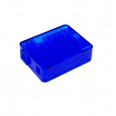 Blue Arduino UNO R3 Injection Molding Case with Bubble