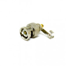 BNC Connector For CCTV Male Type With Plastic