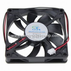 4 inch - 24V - DC Cooling Fan - 120mm