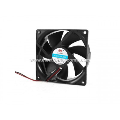 3 inch - 12V - DC Cooling Fan - 80mm