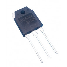 BU508A NPN High Voltage Fast switching Power Transistor 700V 5A TO-3PN Package