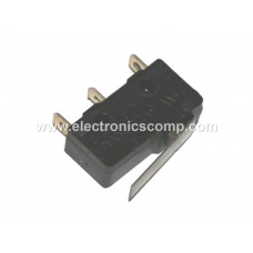 Bump Sensor - Limit Switch