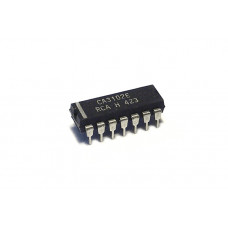 CA3102E Dual High Frequency Differential Amplifier IC DIP-14 Package