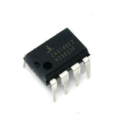 CA3140 BiMOS Op-Amp IC DIP-8 Package