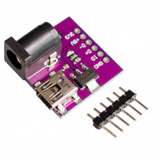 CJMCU-MINI USB 5V/3.3V Socket USB DC Power Socket AMS1117 Module