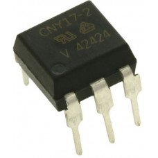 CNY17-2 Phototransistor Optocoupler IC DIP-6 Package