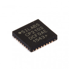CP2102 (SMD QFN-28 Package) USB to UART Bridge Controller IC