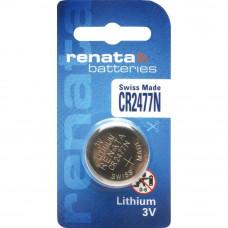 Renata CR2477N 3V 950mAh Lithium Coin Cell Battery