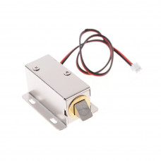 DC 24V Solenoid Electromagnetic Cabinet Door Lock