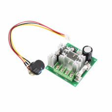 DC 6V-90V 15A Motor Governor PWM Variable Speed Control Switch