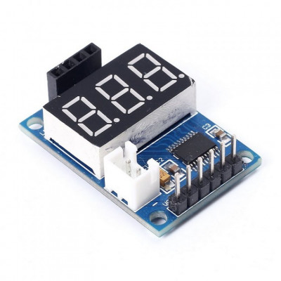 Digital Display for HC-SR04 Ultrasonic Distance Sensor Module