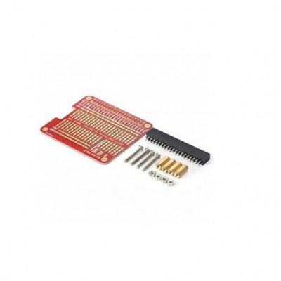 DIY Proto HAT Shield for Raspberry Pi