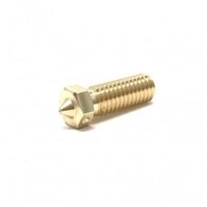 E3D Brass Volcano Nozzle - 1.75mm x 0.80mm