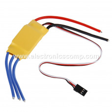 30 Amp ESC - Brushless Motor Speed Controller for Quadcopter