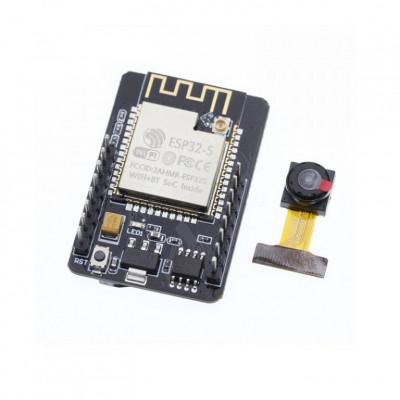 ESP32 CAM WiFi Module Bluetooth with OV2640 Camera Module 2MP For Face Recognization