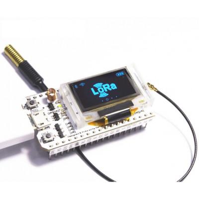 LoRa ESP32 OLED Display Bluetooth WIFI IOT Development Board for Arduino