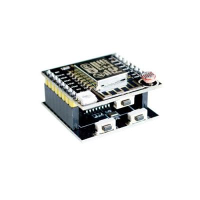 ESP8266/ ESP-12F Module/ Serial WIFI Witty Cloud Development Board + MINI nodeMCU