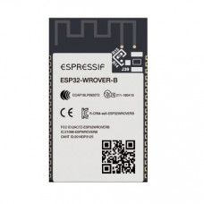 Espressif ESP32-WROVER-B 4M 32Mbit Flash WiFi Bluetooth Module