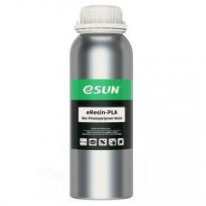 eSUN 3D Printer bio Resin for LCD 3D Printers,1kg eResin-PLA- gray