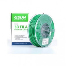 eSun PETG 1.75mm 3D Printing Filament 1kg - Solid Green