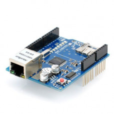 Ethernet W5100 Shield Network Expansion Board with Micro SD Card Slot for Arduino