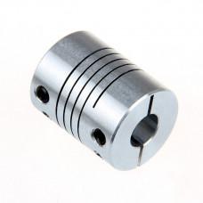 Flexible Coupling OD:20mm x L:25mm Bore: 5x8mm