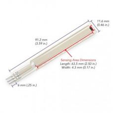 FlexiForce FlexiPot Strip Position Sensor