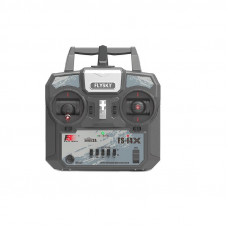 FlySky FS-i4X 2.4GHz 4 Channel AFHDS R/C Transmitter + FS-A6 Receiver