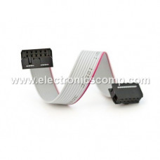 FRC Cable - 10 Pin (10 Wire) - 12 inch (Flat Ribbon Cable)