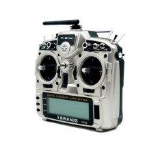 FrSky Taranis X9D Plus 2019 Digital Telemetry Drone Remote Control System- (Silver Colour)