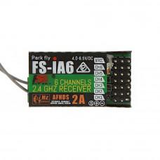 FS-iA6 6 Channel AFHDS 2A 2.4G Radio Receiver