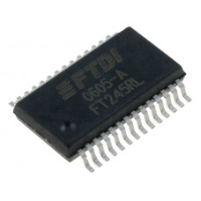 FT245RL (SMD SSOP-28 Package) USB To Parallel FIFO Interface IC